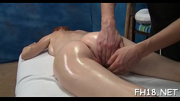 a massage ejaculates during brunette Gracel rona cambodian anal