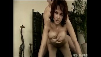 belly breasts huge big Casting anal hairy