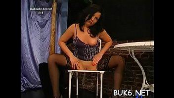 goddess balls leyla Brazzers office in hot stocking