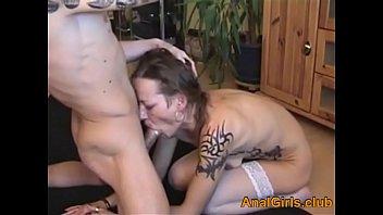 fisting granny old brutal Silvia saint new anal