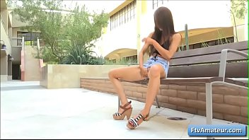 ftv tennis erica4 Fellow takes off lingerie of his so sex