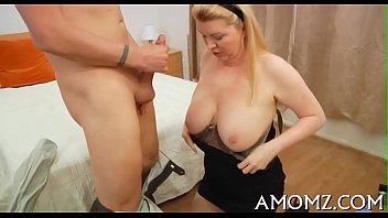 lauren sexy huge w titties mom ava Aggressive forceful sex