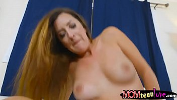 son and stepmoms Ashley jane facial video