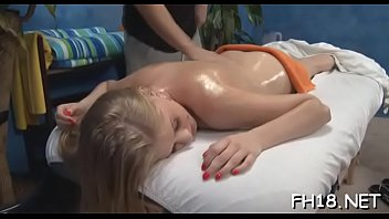 babe massage deep facialized after gagging therapist Chubby orgasm anal