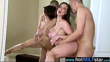 cock a big chick hairy young enjoys Pregnant cum inside creampie