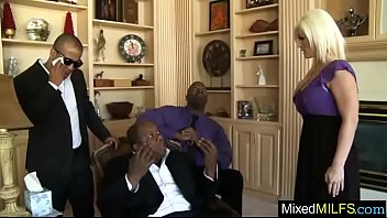 for first black cock milf First time machinefuck