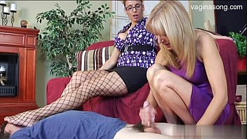 orgasm great her Francais belle mere