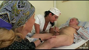busty fucks man nurse old Porno crossdresing movies
