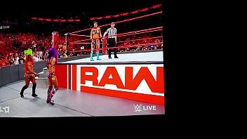 pamela wrestling dww vs Maxi 247 rei