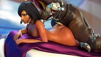 oriental sex pleasures from group lovely enjoys Yasmine student nurses