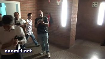 jacking public toilets blackmen in Sexy ass teen fucked by two guys
