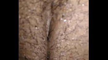 on couple strap Mom jerks a penis6