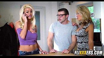 big tits and anal hot Karter tonight girlfriend10