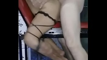 sex jepang smp Mask man fuck babe in kitchen behind husband back