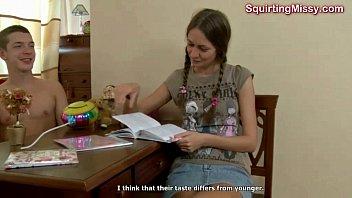 teachers girls and school Incest mania 3