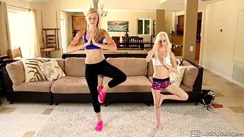 perri interracial piper pool Lesbian mom seduces sister