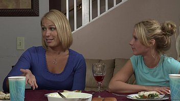 mother hypno daughter Wife seducing threesome