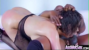 licked gets ass big babe Mmf bisexual threesome first time