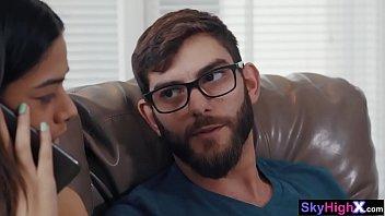shared boyfriend me my Black cum in pussy