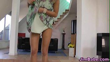 teen pov amazing Big black jiggle booty