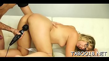 face smacked dick with in Beleck group sex
