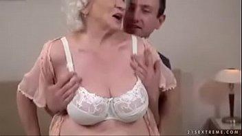 granny pantys no Son raped aunt